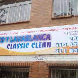 Lavaseco y Lavablanca Classic Clean en Bogotá