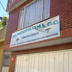 Droguería Mundopharma C.C. en Bogotá