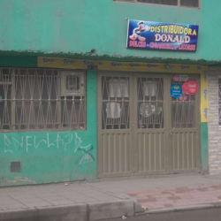 Distribuidora Donald en Bogotá