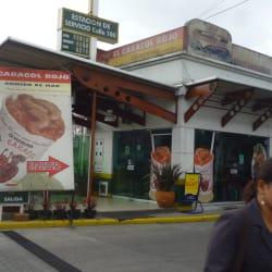 El Caracol Rojo en Bogotá