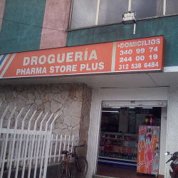 Droguería Pharma Store Plus en Bogotá