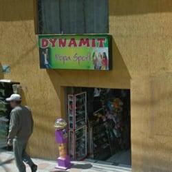 Dynamit Ropa Sport en Bogotá