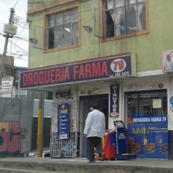 Droguería Farma 79 en Bogotá