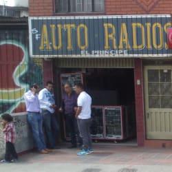 Auto Radios el Principe en Bogotá