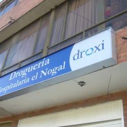 Droguería Hospitalaria El Nogal en Bogotá