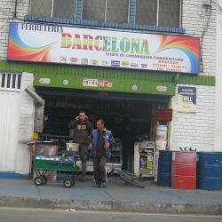 Ferretería Barcelona en Bogotá