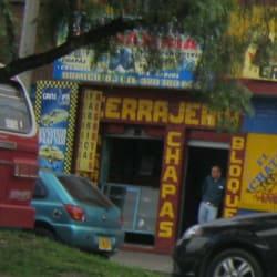 El Diamante Cerrajería  en Bogotá