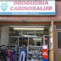 Droguería Cardiosalud en Bogotá