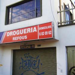 Droguería Refous en Bogotá
