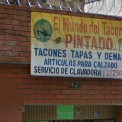 El Mundo del Tacón en Bogotá