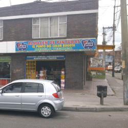El Punto del Color Avenida 1 de Mayo  en Bogotá