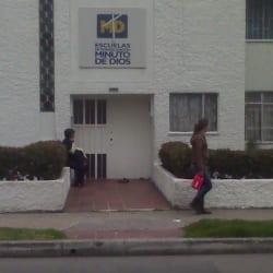 Escuela de Evangelización Minuto de Dios en Bogotá