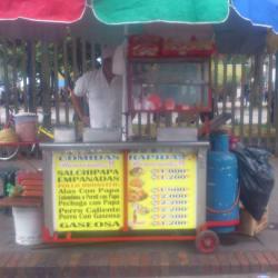 Comidas Rapidas Calle 72 en Bogotá