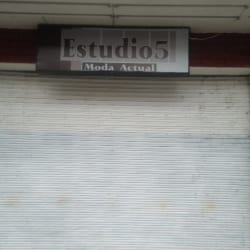 Estudio 5 Moda Actual en Bogotá