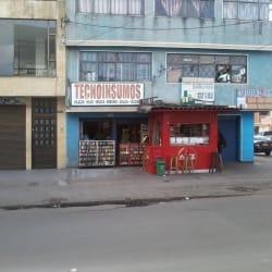 Embones en Bogotá