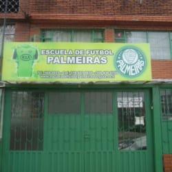 Escuela de Fútbol Palmeiras en Bogotá