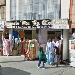 El Imperio de la cortina en Bogotá