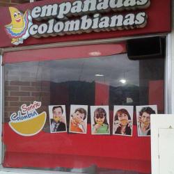 Empanadas Colombianas Plaza de las Americas en Bogotá