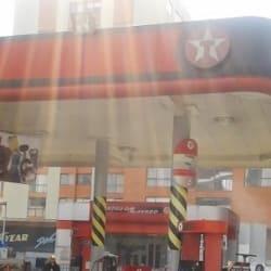 Estación Gasolina Texaco  en Bogotá