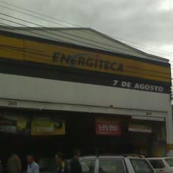 Energiteca Coexito Calle 63F  en Bogotá