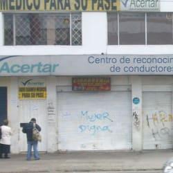 Acertar Centro e Reconocimiento A Conductores en Bogotá