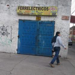 Ferrelectricos OGV en Bogotá