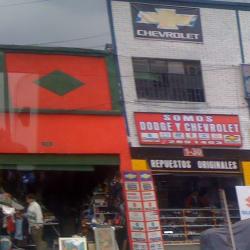Dodge y chevrolet Repuestos originales en Bogotá