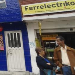 Ferrelectriko en Bogotá
