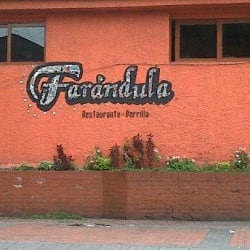 Farándula Parrilla en Bogotá