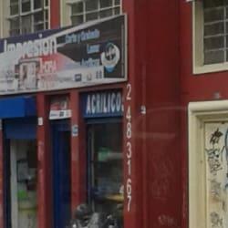 Impresión Digital Avenida Caracas con 69 en Bogotá
