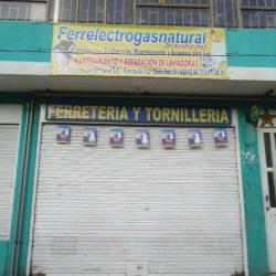 Ferrelectrogas Natural  en Bogotá