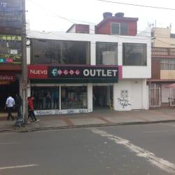 Facol Outlet Plaza de las Américas en Bogotá