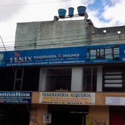 Fénix Maquinaria e Insumos en Bogotá