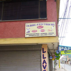 Ferre - Eléctricos García en Bogotá