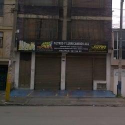 Filtros y Lubricambios A & J en Bogotá