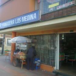 Panadería Los Medina en Bogotá