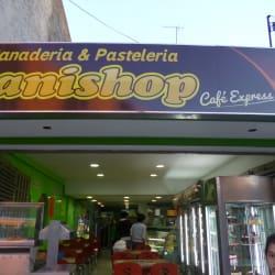 Panadería Panishop en Bogotá