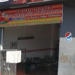Lechonería La Gustosita Tolimense en Bogotá
