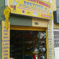 Ferreléctricos Bautista en Bogotá