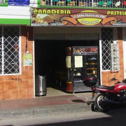 Panadería Pastelería El Gran Palacio Del Pan  en Bogotá