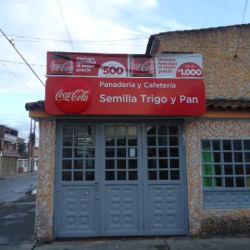 Panadería y Cafetería Semilla Trigo y Pan  en Bogotá