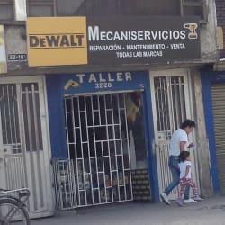 Mecaniservicios en Bogotá