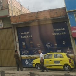 Frenos Muelles en Bogotá