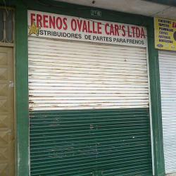Frenos Ovalle Car's Ltda. en Bogotá