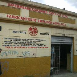 Impermeabilizaciones RAM & CIA Ltda  en Bogotá