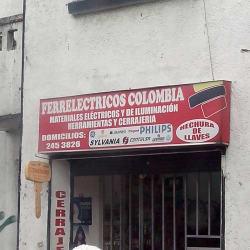 Ferrelectricos Colombia  en Bogotá