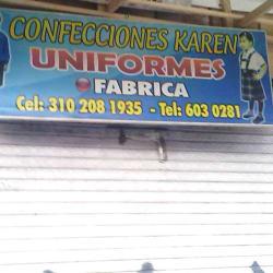 Confecciones Karen Carrera 91 con 131F en Bogotá