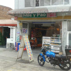 Panadería Mile y Pao en Bogotá