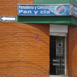 Panadería y Cafetería Pan y Cía en Bogotá