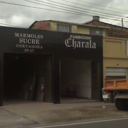 Fundición Charala en Bogotá